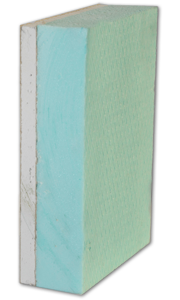 Cartongesso con polistirolo pannelli termoisolanti for Pannelli polistirolo bricoman